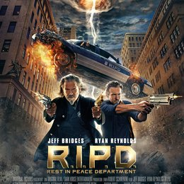R.I.P.D. - Rest in Peace Department / R.I.P.D. 3D Poster