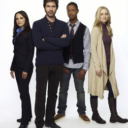 Perception / Eric McCormack / Kelly Rowan / Rachael Leigh Cook / Arjay Smith Poster