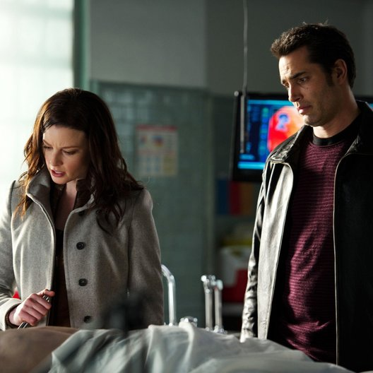 Continuum / Victor Webster / Rachel Nichols Poster