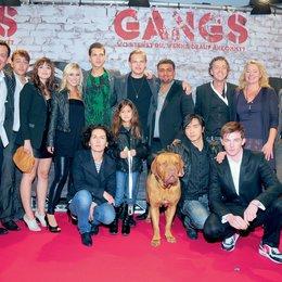 """Premiere von """"Gangs"""" in Berlin / Das Team Poster"""