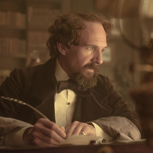 Invisible Woman, The / Ralph Fiennes