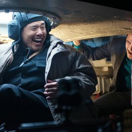 Interview, The / Randall Park / James Franco Poster