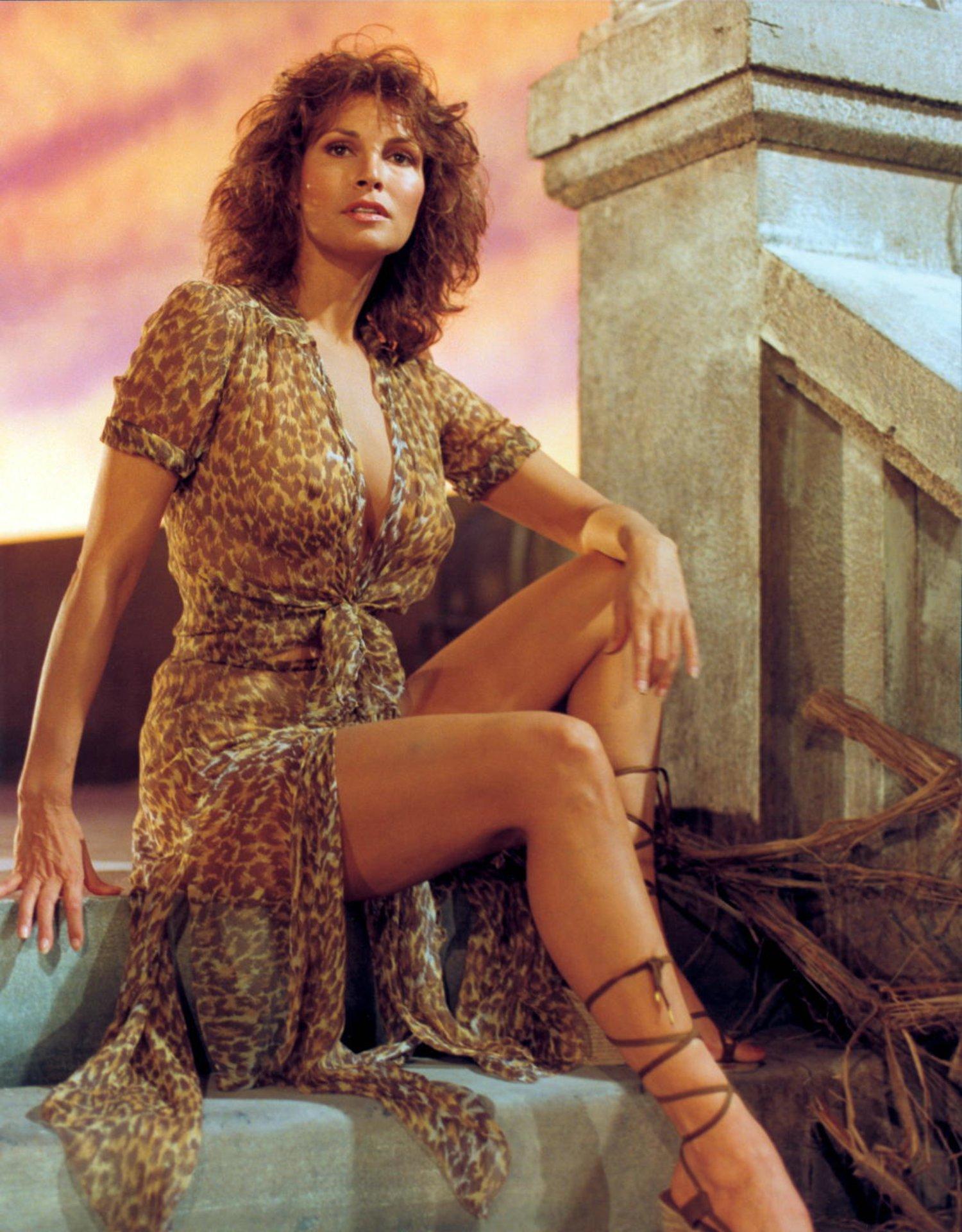 Nackte Bilder von Raquel Welch