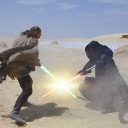 Star Wars: Episode I - Die dunkle Bedrohung 3D / Star Wars 3D: Episode I - Die dunkle Bedrohung / Ray Park Poster