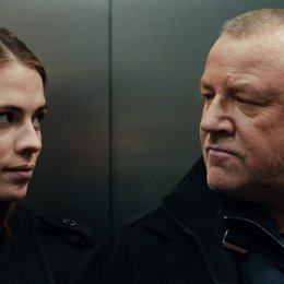 Crime - Good Cop/Bad Cop, The / Crime - Good Cop/Bad Cop, The / Crime - Good Cop/Bad Cop, The / Crime - Good Cop/Bad Cop, The / Crime, The / Hayley Atwell / Ray Winstone Poster