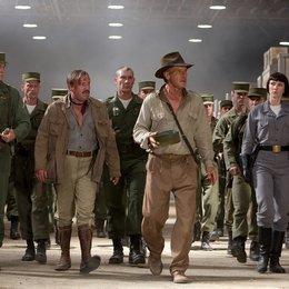 Indiana Jones und das Königreich des Kristallschädels / Shia LaBeouf / Harrison Ford / Karen Allen Poster