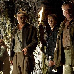 Indiana Jones und das Königreich des Kristallschädels / Harrison Ford / Shia LaBeouf / Karen Allen Poster