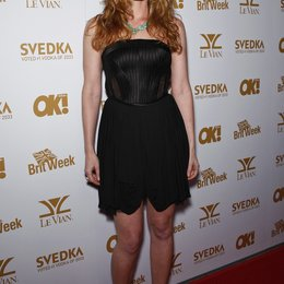 Rebecca Mader / OK! Magazine and Britweek Oscar Celebration Poster