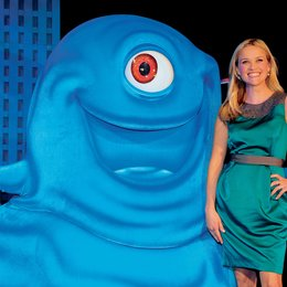 "Deutschlandpremiere von ""Monsters vs. Aliens"" in Berlin / Reese Witherspoon Poster"