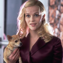 Natürlich blond 2 / Reese Witherspoon / Legally Blonde 2: Red, White & Blonde Poster