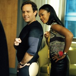 Ally McBeal: Season 5.1 Collection / Peter MacNicol / Regina Hall Poster