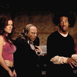 Scary Movie 2 / Tori Spelling / Kathleen Robertson / Chris Elliott / Marlon Wayans / Regina Hall Poster