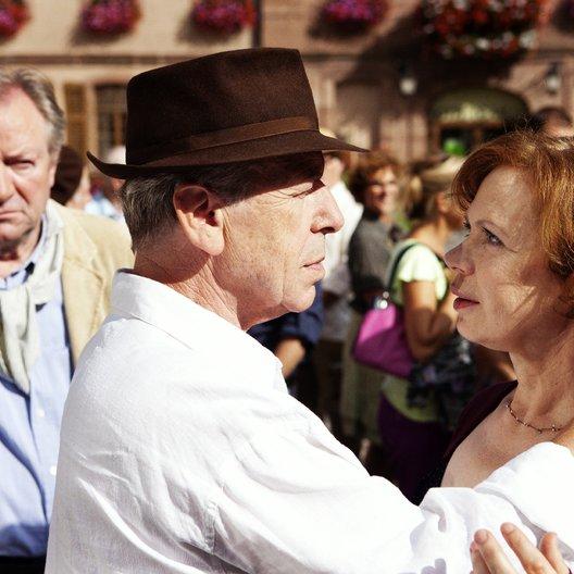 Sommer im Elsass, Ein (ZDF) / Rüdiger Vogler / Gerhard Garbers / Renate Krößner Poster