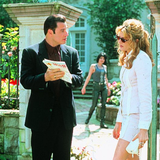 Schnappt Shorty / John Travolta / Rene Russo