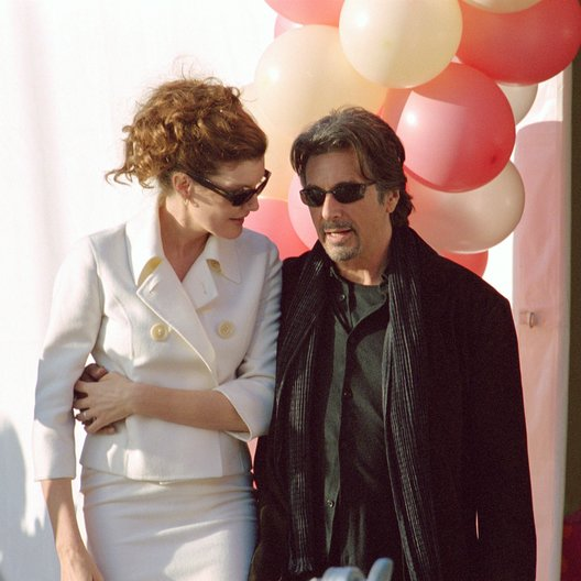 schnelle Geld, Das / Rene Russo / Al Pacino Poster