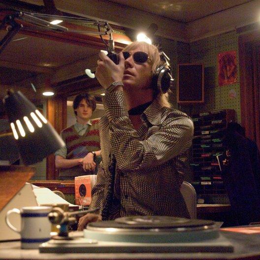 Radio Rock Revolution / Rhys Ifans Poster