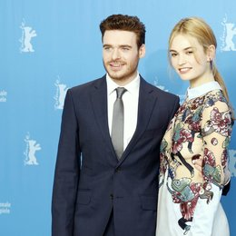 Richard Madden / Lily James / Internationale Filmfestspiele Berlin 2015 / Berlinale 2015 Poster