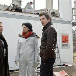 Tatort: Das erste Opfer / Richy Müller / Felix Klare / Miranda Leonhardt Poster