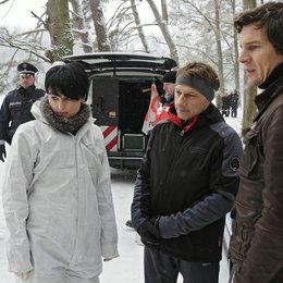Tatort: Die Unsichtbare / Miranda Leonhardt / Richy Müller / Felix Klare Poster
