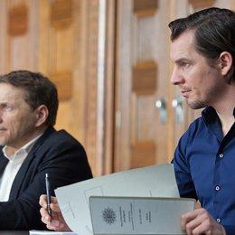 Tatort: Eine Frage des Gewissens / Richy Müller / Felix Klare Poster