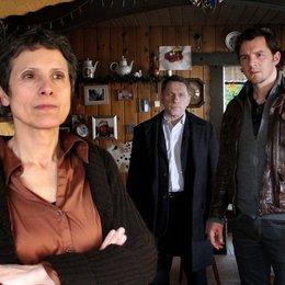Tatort: Eine Frage des Gewissens / Richy Müller / Gisela Straehle / Felix Klare