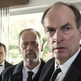 Tatort: Freigang / Richy Müller / Herbert Knaup / Hans-Heinrich Hardt Poster