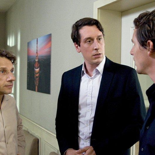 Tatort: Grabenkämpfe / Richy Müller / Hans Löw / Felix Klare