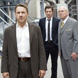 Tatort: Scherbenhaufen / Richy Müller / Felix Klare / Otto Mellies