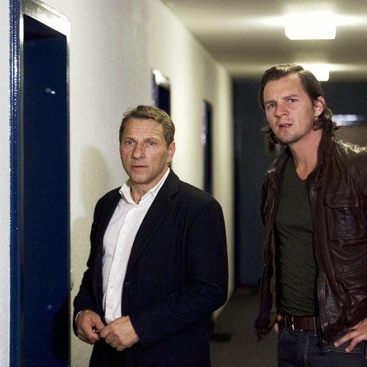 Tatort: Spiel auf Zeit / Richy Müller / Felix Klare Poster