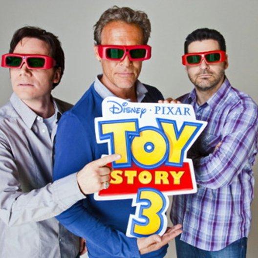 Toy Story 3 3D / Michael Bully Herbig / Christian Tramitz / Rick Kavanian Poster