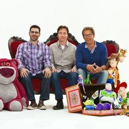 Toy Story 3 3D / Rick Kavanian / Michael Bully Herbig / Christian Tramitz Poster