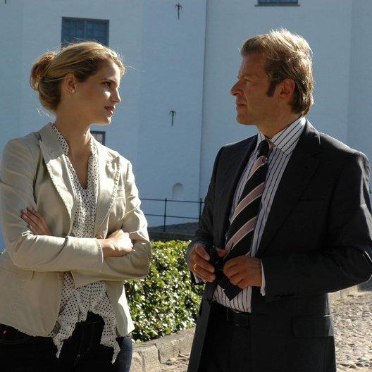 Fürst und das Mädchen (3. Staffel, 18 Folgen), Der (ZDF) / Rike Schmid / Roland Koch Poster