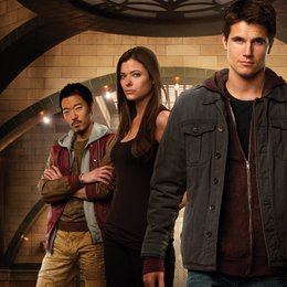 Tomorrow People, The / Aaron Yoo / Peyton List / Robbie Amell Poster