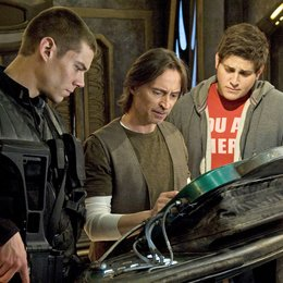 Stargate Universe / Robert Carlyle / Brian J. Smith / David Blue Poster