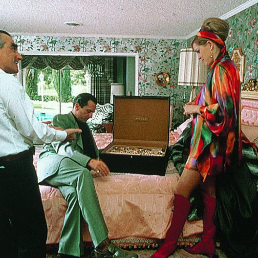 Casino / Set / Martin Scorsese / Robert De Niro / Sharon Stone