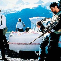 Die durch die Hölle gehen / Christopher Walken / George Dzundza / Robert De Niro Poster