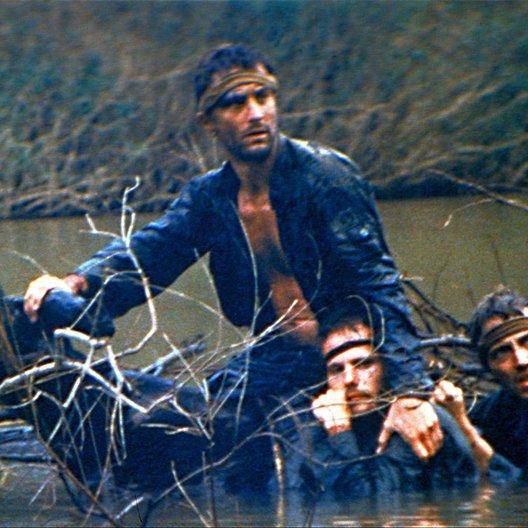 Die durch die Hölle gehen / Robert De Niro / John Savage Poster