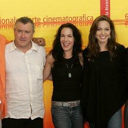 Filmfestspiele Venedig 2004 / Will Smith / Robert De Niro / Victoria Jenson / Angelina Jolie / Jeffrey Katzenberg / Große Haie - kleine Fische Poster