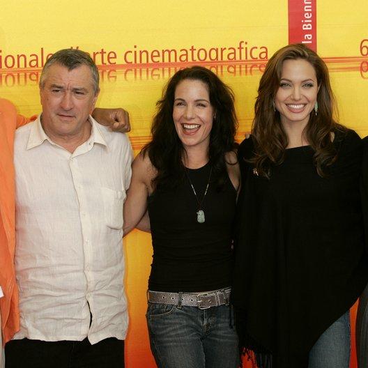 Filmfestspiele Venedig 2004 / Will Smith / Robert De Niro / Victoria Jenson / Angelina Jolie / Jeffrey Katzenberg / Große Haie - kleine Fische