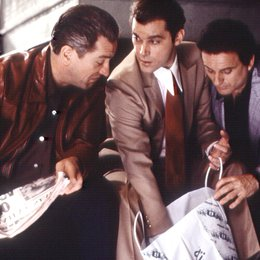 Good Fellas - Drei Jahrzehnte in der Mafia / Ray Liotta / Robert De Niro / Joe Pesci Poster
