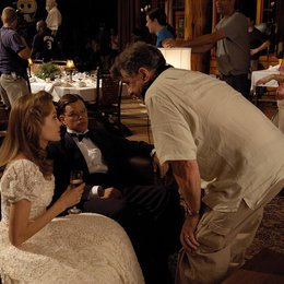 gute Hirte, Der / Angelina Jolie / Set / Robert De Niro Poster