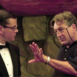 gute Hirte, Der / Matt Damon / Set / Robert De Niro Poster