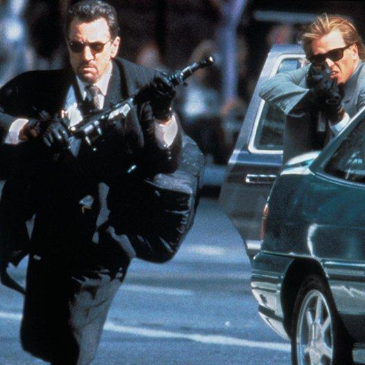 Heat / Robert De Niro / Val Kilmer