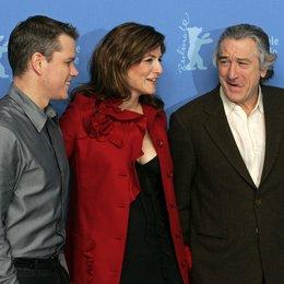 Matt Damon / Martina Gedeck / Robert De Niro / Berlinale 2007