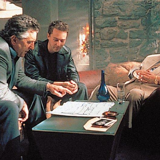 Score, The / Robert De Niro / Edward Norton / Marlon Brando