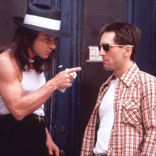 Taxi Driver / Robert De Niro / Harvey Keitel