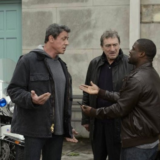 Zwei vom alten Schlag / Sylvester Stallone / Robert De Niro / Kevin Hart Poster
