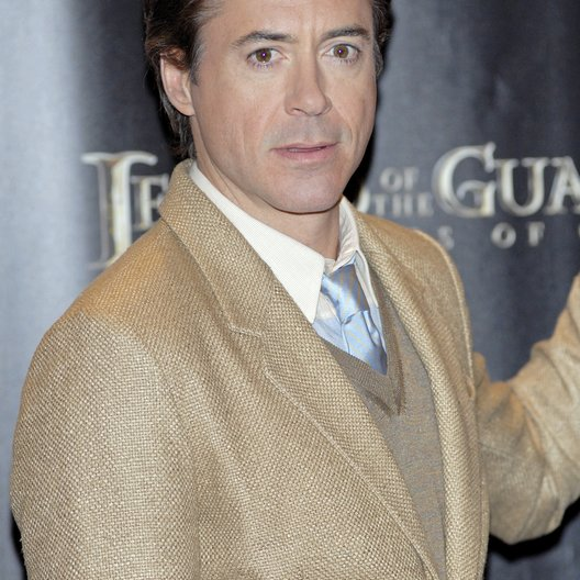 Downey Jr., Robert / Warner Bros. Pictures Introduces Upcoming Films at ShoWest, 2010 Poster