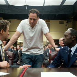 Iron Man 2 / Robert Downey Jr. / Jon Favreau / Don Cheadle / Set