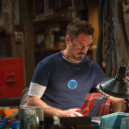 Iron Man 3 / Robert Downey Jr.